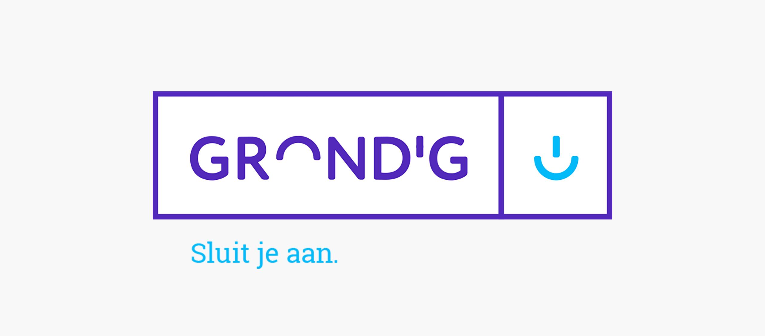 logo Grond'g